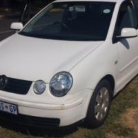2003 VW Polo 1.6I Comfortline