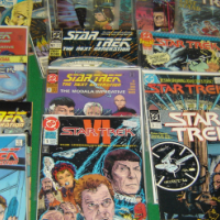 Collectors comic collection