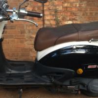 Big Boy Revival 125cc