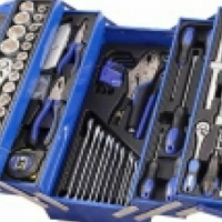 85 PC Toolbox with Tools