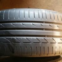 225/40 r18 x 1 Bridgestone Potenza Rft Tyres 80%