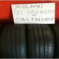245/35 r20 x 4 Pirelli Pzero Tyres(85% tread)