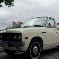 1977 Datsun 620 bakkie for sale