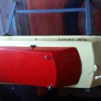 Dm craft bait boat for sale