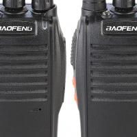 New Baofeng Two-Way Radio BF-777S UHF FM Transceiver High Illumination Flashlight Walkie Talkie