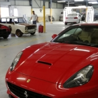 Exotic sports cars cosmetic polishing and touch up repairs. Quality warranty and guaranty.