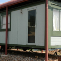 Parkhome in excellent condition