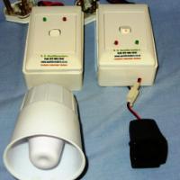 Power failure alarms