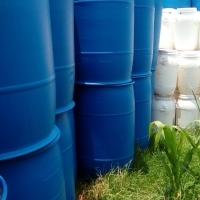 Plastic Drums And Food Grade 1000 Liters Flow bins Available