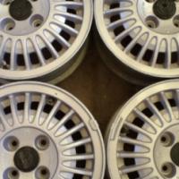 Golf / Passat mk1 mag wheels.