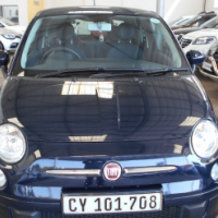 2011 FIAT 500 1.3 LOUNGE