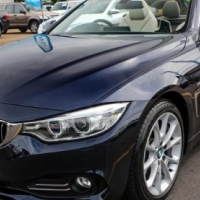 2016 Bmw 420d F33 Luxury Line