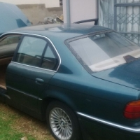 E38 BMW 740 97 model selling all engine parts from R 500.00 UPWARDS