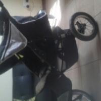 3 wheel pram