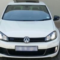 2012 Volkswagen Golf VI GTI DSG
