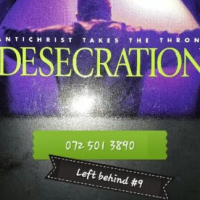 Desecration - Tim Lahaye, Jerry B. Jenkins - Left Behind Book #9.