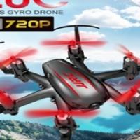 Micro camera drone with camera