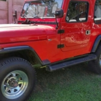 Jeep to swop