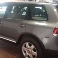 Volkswagen Toureg V10 For Sale (R40 000 below retail)