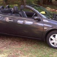 Renault Megane 2. Convertible. 2005