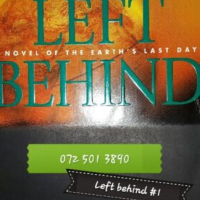 Left Behind - Tim Lahaye, Jerry B. Jenkins - Left Behind #1.