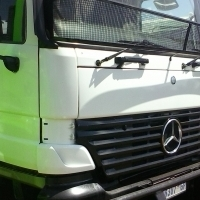Merces Actros 2648LS 2003 with Hydraulics