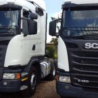 Scania SCANIA G460