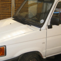 1999 Toyota Stallion 1600. 2Y engine. 5 speed manual. Closed canopy with roof racks