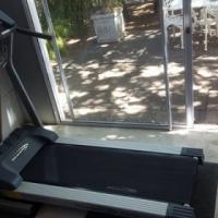 Treadmill. Steel Flex