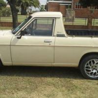 1992 Nissan 1400 Delux Bakkie
