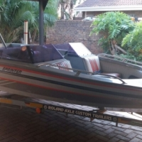 90 hp viking bowrider