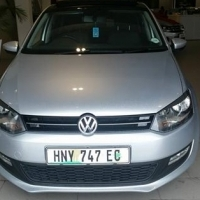 2013 VW Polo with sunroof