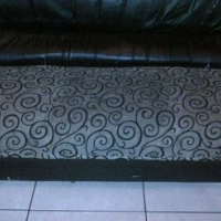 Leather lounge set for sale