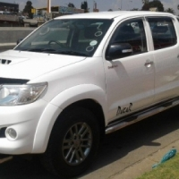 ToyotaHilux3.0D-4dRaiderP/uD/cforsale