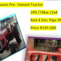 Tractor/Trekker special