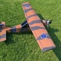 SA Airforce rc plane