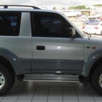 Toyota Land Cruiser Prado 3.0 TD GX SWB 4x4 3 Dr