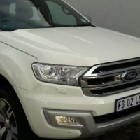 Ford Everest 3.2 4WD Limited Auto