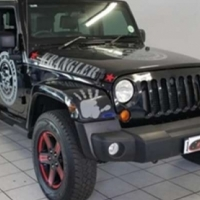 Jeep Wrangler 2.8 CRD Unlimited Sahara