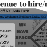 Do you need a space to hire/rent?
