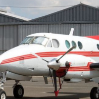 1968 Beechcraft King Air B90