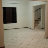 dbl storey house for sale in cosmo city & single garage - big yard