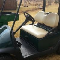 Golf Cart - Club Car President 48volt as new