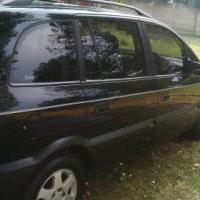 Opel Zafira Elegance 7 seater Sell/Swop
