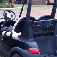 Golf Cart - PRESIDENT Club Car 2015 (Sept)