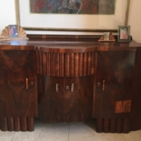 Sideboard - Antique Art Deco style