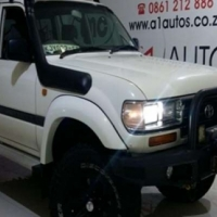 Toyota Land Cruiser 4500 GXL