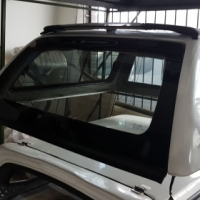 We buy and sell all kind of bakkie canopies.