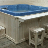 This is 6/7 seats 1(lounger) Spa hot tub, in full working order Jacuzzi