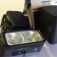 Sony video light